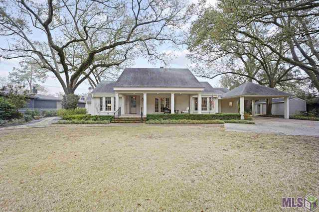 1054 Longwood Dr, Baton Rouge, LA 70806 (#2021003289) :: David Landry Real Estate