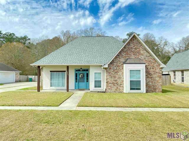 32909 Briar Oak Dr, Walker, LA 70785 (#2021003307) :: David Landry Real Estate