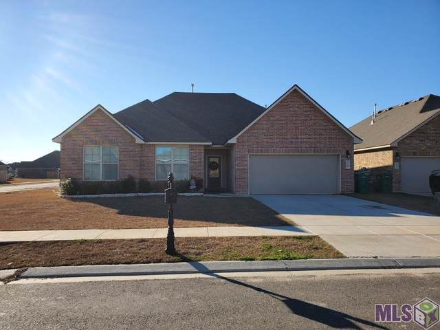 21381 Hayfield Dr, Zachary, LA 70791 (#2021003376) :: The W Group