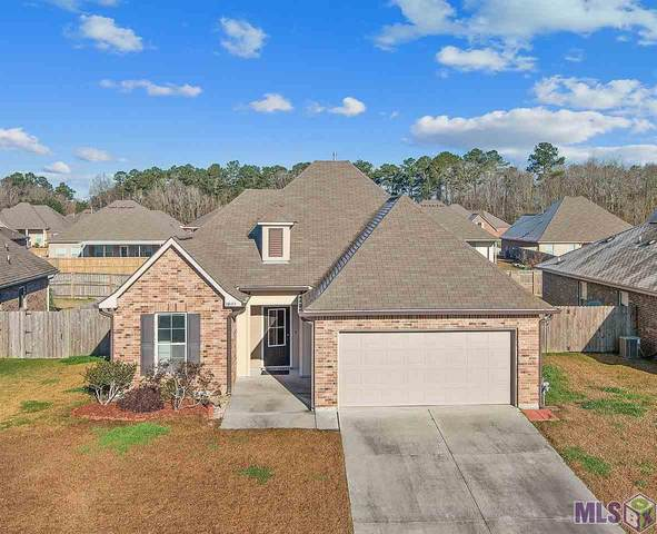 23175 Christmas Dr, Denham Springs, LA 70726 (#2021003380) :: Patton Brantley Realty Group