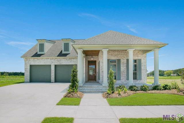 437 Glenthorne Dr, Gonzales, LA 70737 (#2021003384) :: The W Group