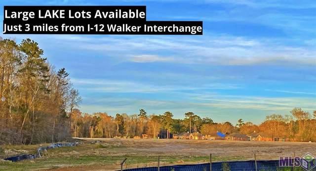 14711 Carroll Ave, Walker, LA 70785 (#2021003500) :: The W Group