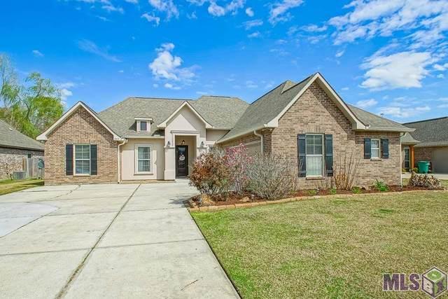 13819 Creekstone Dr, Denham Springs, LA 70726 (#2021003524) :: Smart Move Real Estate