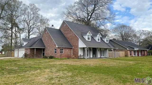 16211 Coliseum Ave, Baton Rouge, LA 70816 (#2021003653) :: Smart Move Real Estate