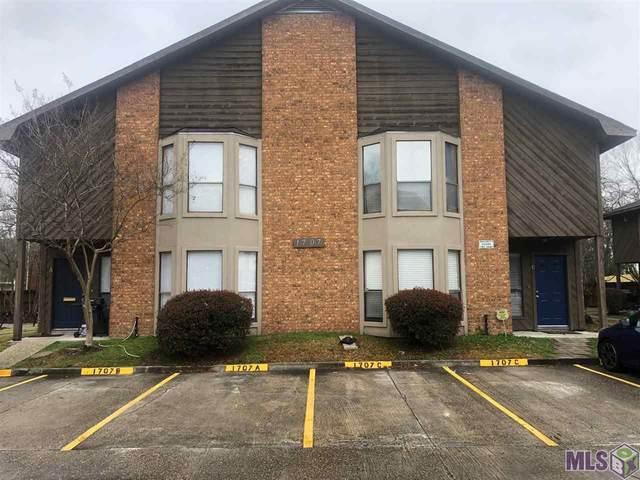 1707 S Brightside View Dr C, Baton Rouge, LA 70820 (#2021003896) :: Smart Move Real Estate
