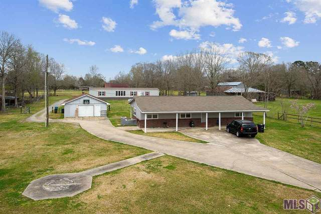 505 & 515 Plains Port Hudson Rd, Zachary, LA 70791 (#2021003905) :: The W Group