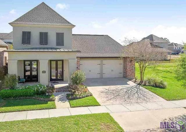 3684 Spanish Trail, Zachary, LA 70791 (#2021003937) :: The W Group