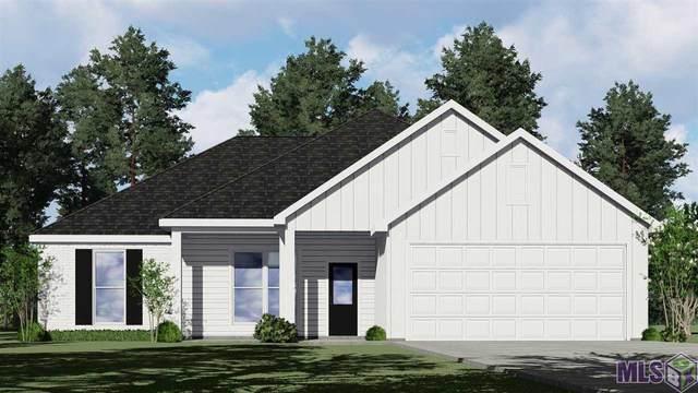 2823 Louis Marie Ave, Gonzales, LA 70737 (#2021004026) :: Smart Move Real Estate