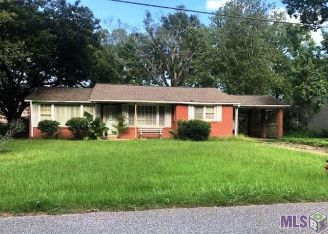 522 N Marchand Ave, Gonzales, LA 70737 (#2021004046) :: Smart Move Real Estate