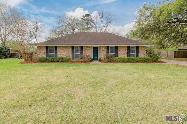 1614 Worsham Dr, Zachary, LA 70791 (#2021004121) :: The W Group