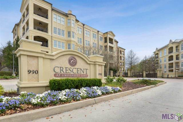 990 Stanford Ave #219, Baton Rouge, LA 70808 (#2021004148) :: The W Group