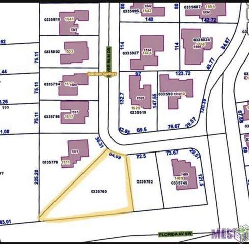 TBD River Run Dr, Denham Springs, LA 70726 (#2021004153) :: Patton Brantley Realty Group