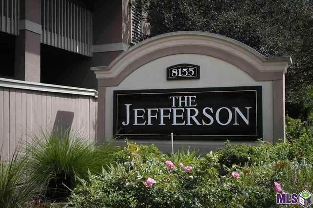8155 Jefferson Hwy #803, Baton Rouge, LA 70809 (#2021004211) :: RE/MAX Properties