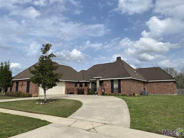 8222 Ormand Dr, Zachary, LA 70791 (#2021004221) :: The W Group