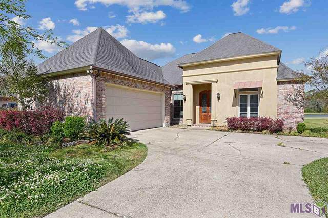 835 Fairwinds Ave, Zachary, LA 70791 (#2021004319) :: Smart Move Real Estate
