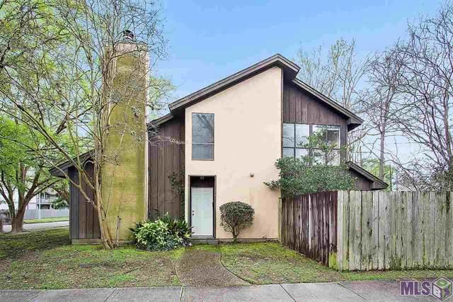 5012 Alvin Dark Ave, Baton Rouge, LA 70820 (#2021004368) :: The W Group