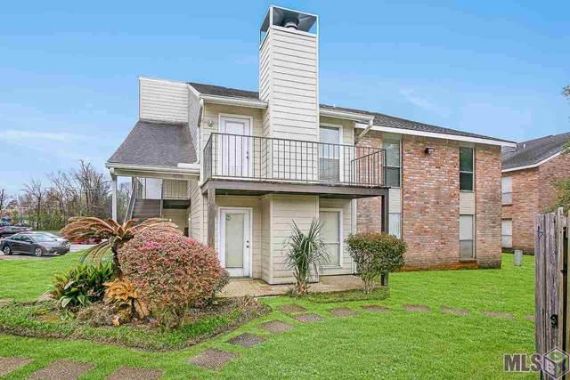 1118 W Lee Dr 4-C, Baton Rouge, LA 70820 (#2021004396) :: RE/MAX Properties