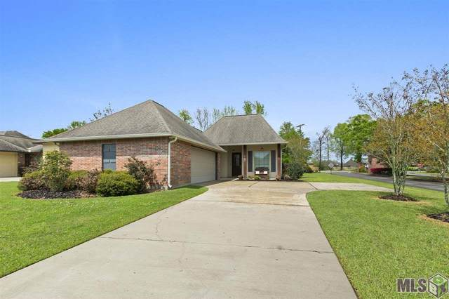 40054 Creek Bridge Ave, Gonzales, LA 70737 (#2021004567) :: Patton Brantley Realty Group