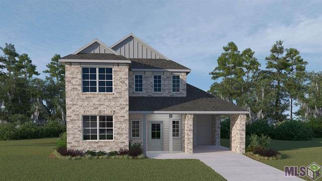 5373 Greenridge Ln, Zachary, LA 70791 (#2021004581) :: Smart Move Real Estate
