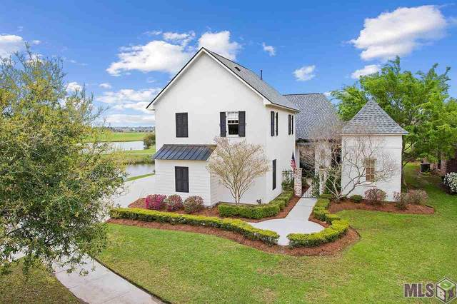 2151 Royal Troon Ct, Zachary, LA 70791 (#2021004617) :: The W Group