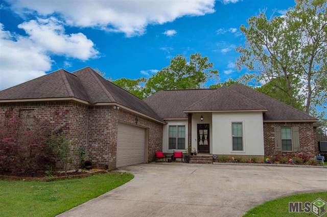 12449 Pheasantwood Dr, Central, LA 70714 (#2021004683) :: The W Group