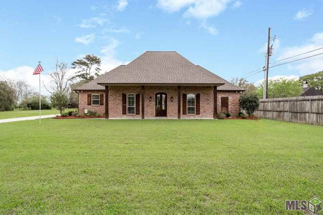 616 Lyon St, Brusly, LA 70719 (#2021004767) :: Patton Brantley Realty Group