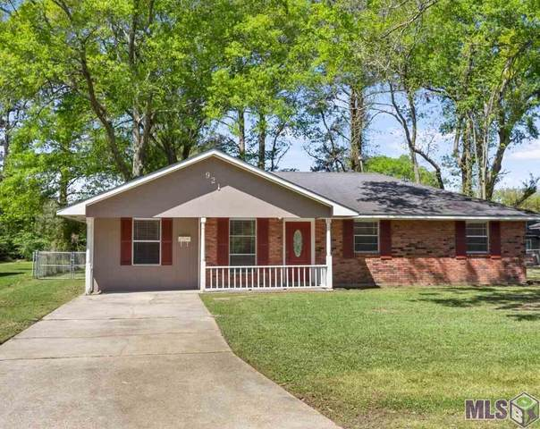 921 Bruce Dr, Denham Springs, LA 70726 (#2021004786) :: The W Group