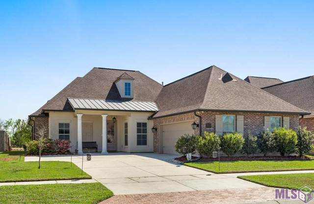 1344 Meadow Grove Ave, Zachary, LA 70791 (#2021004799) :: Patton Brantley Realty Group