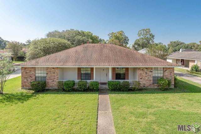 13826 Shortridge Ave, Baton Rouge, LA 70817 (#2021004841) :: The W Group