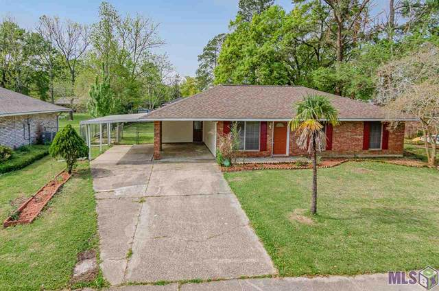 9378 Bermuda Ave, Baton Rouge, LA 70810 (#2021004901) :: The W Group