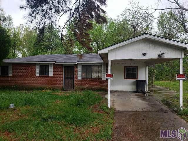 10235 Avenue J, Baton Rouge, LA 70807 (#2021004947) :: Smart Move Real Estate
