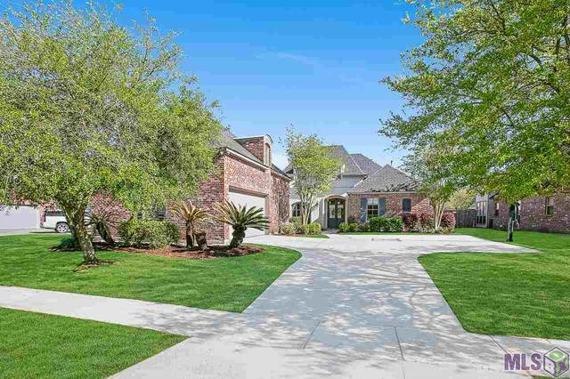 37346 Ski Side Ave, Prairieville, LA 70769 (#2021005169) :: Smart Move Real Estate