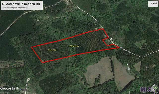 TBD Willie Redden Rd, Greensburg, LA 70441 (#2021005214) :: Darren James & Associates powered by eXp Realty