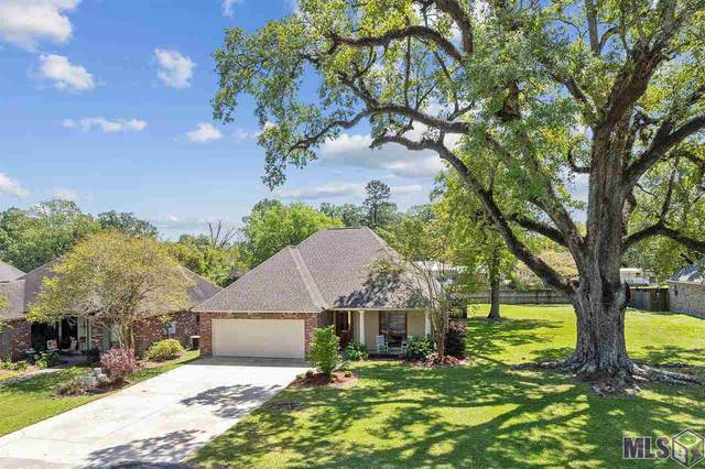 18018 Manning Dr, Prairieville, LA 70769 (#2021005253) :: The W Group