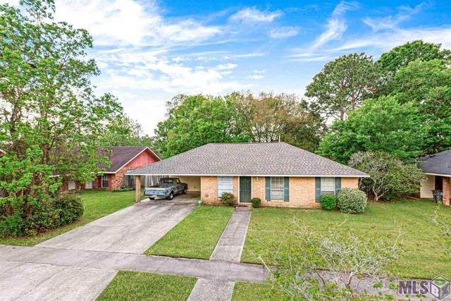 9964 Buttercup Dr, Baton Rouge, LA 70809 (#2021005286) :: Smart Move Real Estate
