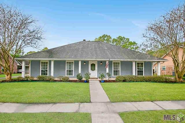 14114 Woodland Ridge Ave, Baton Rouge, LA 70816 (#2021005352) :: Smart Move Real Estate