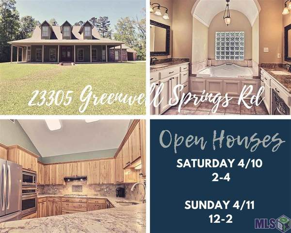 23305 Greenwell Springs Rd, Greenwell Springs, LA 70739 (#2021005498) :: The W Group