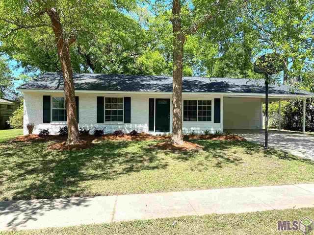 4092 Fleet Dr, Baton Rouge, LA 70809 (#2021005499) :: Smart Move Real Estate