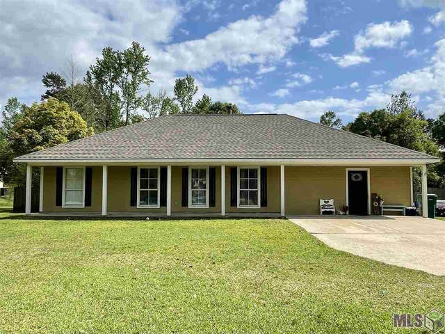 10926 Crossover Rd, Denham Springs, LA 70726 (#2021005519) :: Patton Brantley Realty Group