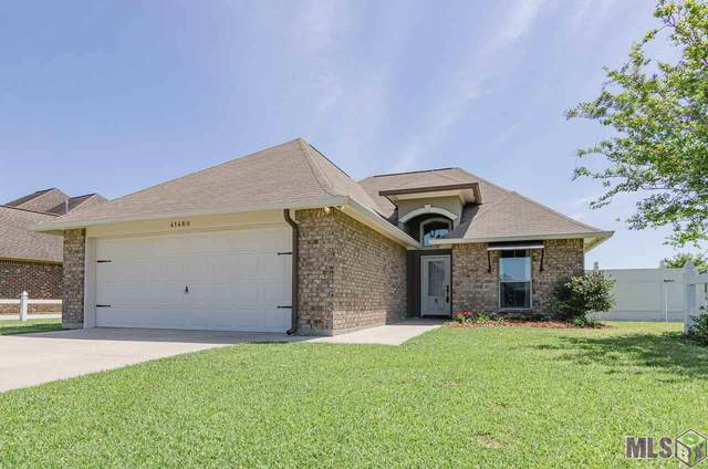 41489 Hearthstone Ave, Prairieville, LA 70769 (#2021005645) :: Patton Brantley Realty Group
