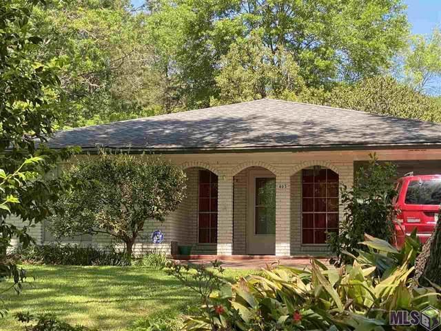 403 Avenue A, Kentwood, LA 70444 (#2021005648) :: Smart Move Real Estate