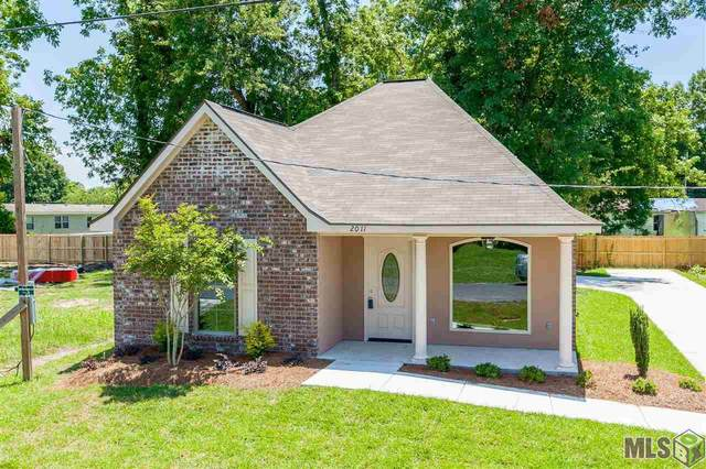 1845 Ravier Ln, St Gabriel, LA 70780 (#2021005658) :: Darren James & Associates powered by eXp Realty