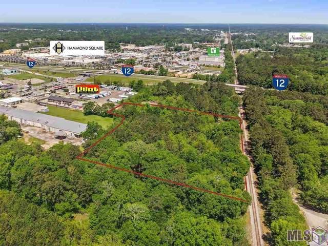 2113 SW Railroad Ave, Hammond, LA 70401 (#2021005698) :: Smart Move Real Estate