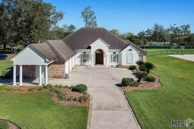7492 Lillie Valley Dr, Gonzales, LA 70737 (#2021005733) :: Darren James & Associates powered by eXp Realty