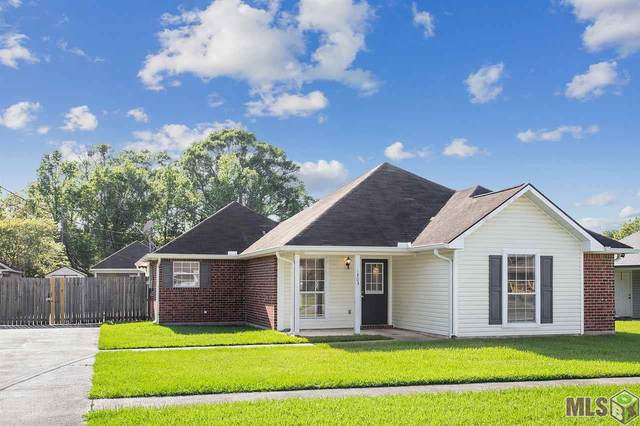 1303 S Lexington St, Gonzales, LA 70737 (#2021005758) :: RE/MAX Properties