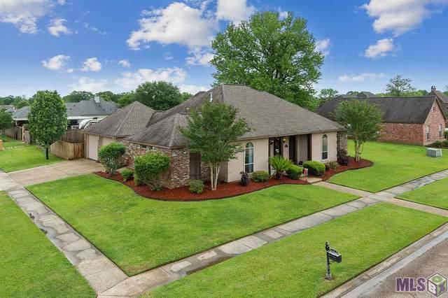 8392 Oakley Dr, Zachary, LA 70791 (#2021005855) :: Smart Move Real Estate