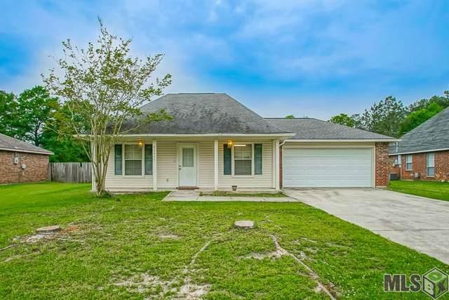 36045 Cheray Dr, Denham Springs, LA 70706 (#2021005857) :: Smart Move Real Estate