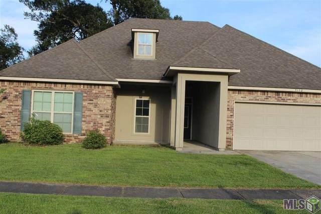 5142 Fox Hunt Dr, Zachary, LA 70791 (#2021005893) :: Smart Move Real Estate