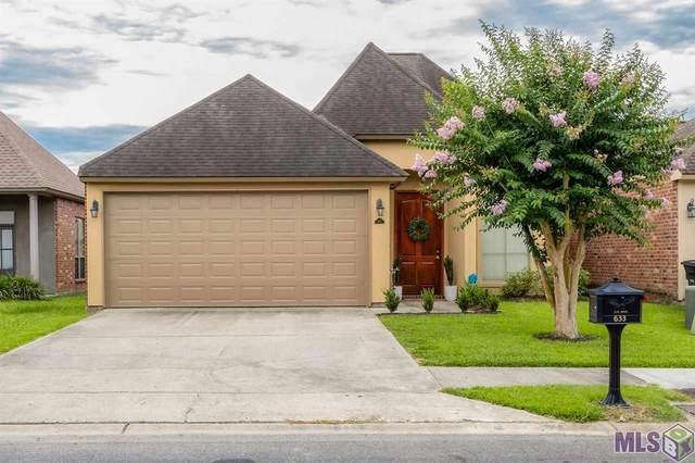 633 Fall Creek Dr, Baton Rouge, LA 70810 (#2021005902) :: Smart Move Real Estate