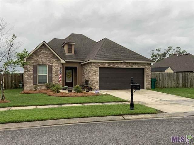 9006 Redwood Lake Blvd, Zachary, LA 70791 (#2021005910) :: Smart Move Real Estate